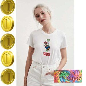New!! 🍄The Perfect Super Mario Graphic T-Shirt🍄